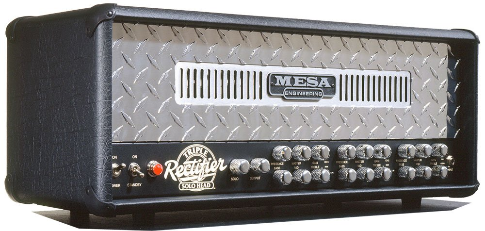 Dual Rectifier Head; Гитарный