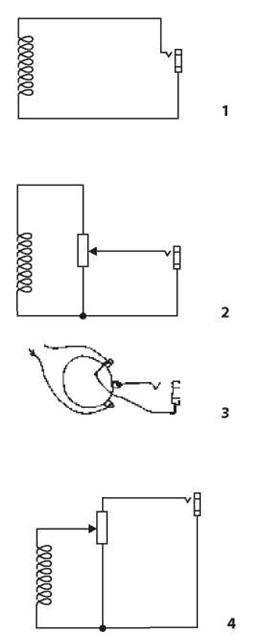 потенциометраСхема