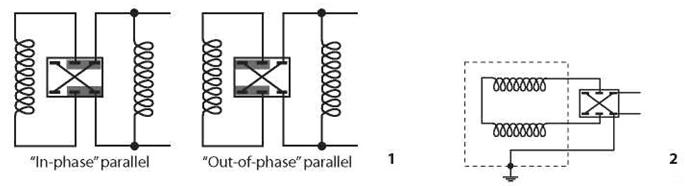 Рис (1) Схема переключения